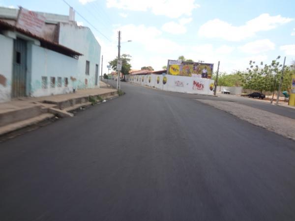 Rua do Amarante(Imagem: FlorianoNews)