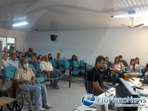Assassino do repórter Reginaldo Mendes é condenado a 6 anos de reclusão.(Imagem:FlorianoNews)