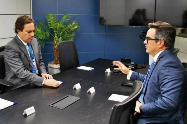 Ciro Nogueira quer nova Superintendência da Caixa no Piauí e sugere Floriano como sede.(Imagem:Divulgação)