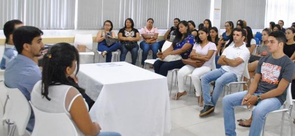 Realizada a I Semana da Saúde da Faculdade de Floriano.(Imagem:FAESF)