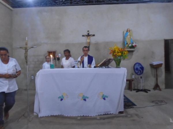 Frei Erivelton Pereira de Passos(Imagem:FlorianoNews)