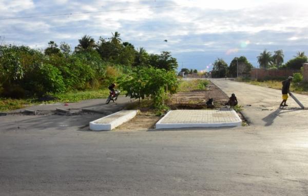 Avenida Fauzer Bucar (Imagem:Secom)
