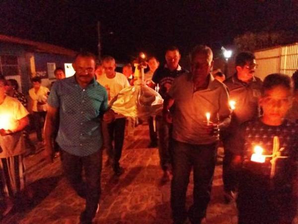Procissão e missa marcam abertura dos festejos de São Raimundo Nonato em Floriano.(Imagem:FlorianoNews)