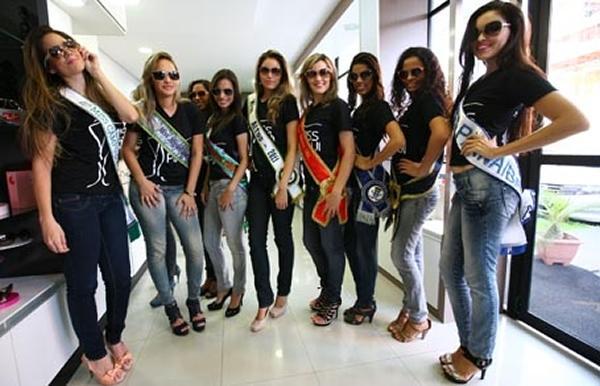 Candidatas elegem a Miss Simpatia. Escolha da Miss Piauí é hoje a noite (Imagem:    Política     Entretenimento     Geral     Espo)