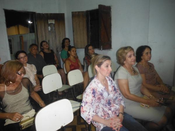 Homero Castelo Branco toma posse na Academia de Letras de Floriano(Imagem:FlorianoNews)