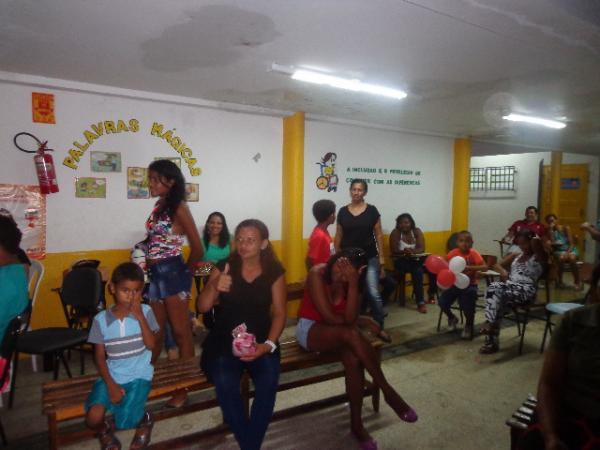 Escola Municipal Antonieta Castro(Imagem:FlorianoNews)