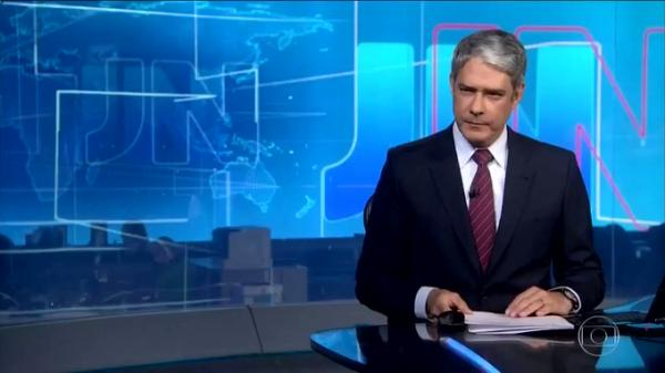 William Bonner(Imagem:Reprodução/TV Globo/Instagram)