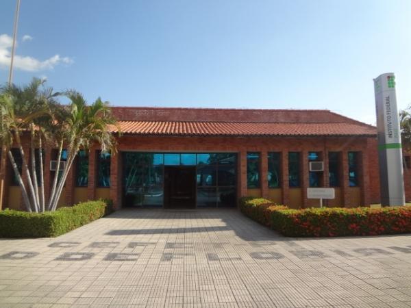 IFPI Campus Floriano(Imagem:FlorianoNews)