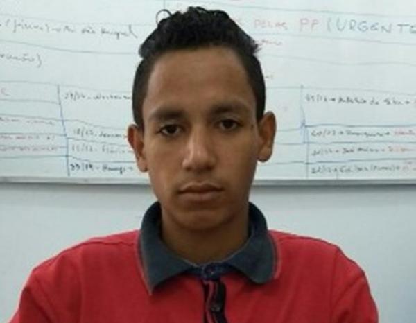 Ricardo Cesar(Imagem:Polícia Militar)