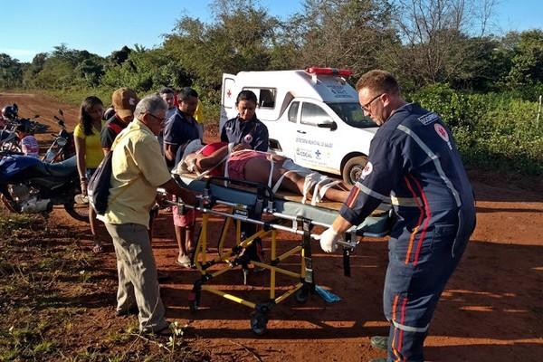 Uma mulher morre e outras cinco pessoas ficam feridas em acidente em Cocal.(Imagem:Wenddel Veras)
