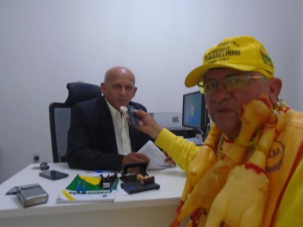 Juiz José Osvaldo de Sousa(Imagem:FlorianoNews)
