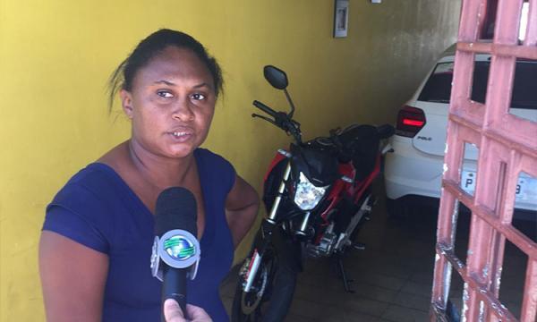 Erlane dos Santos(Imagem:Izabela Pimentel/Cidadeverde.com)