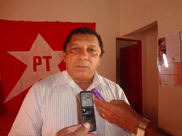 Gilmar Duarte(Imagem:FlorianoNews)