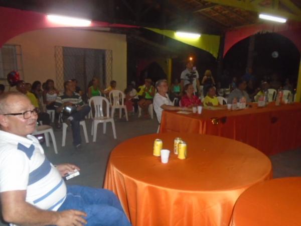 Com canções apaixonadas, Fest Brega agita noite de sábado em Floriano.(Imagem:FlorianoNews)