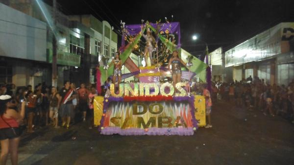 Escola Unidos do Samba.(Imagem:FlorianoNews)