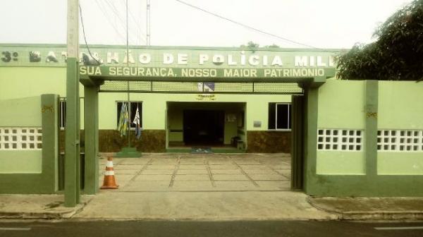 Loja de autopeças é arrombada por criminosos em Floriano.(Imagem:FlorianoNews)