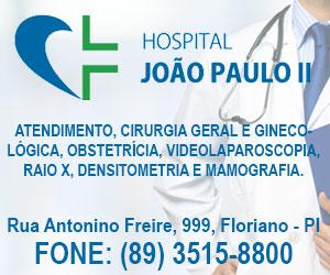 Hospital Jo�o Paulo II - Padr�o