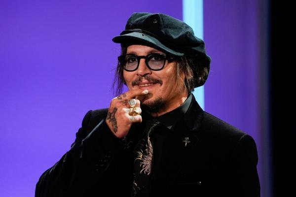 Johnny Depp é homenageado pelo Festival de San Sebastián, na Espanha(Imagem:Reprodução)
