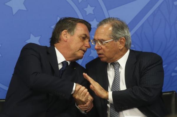 Bolsonaro se reúne com equipe econômica para tratar do Bolsa Família(Imagem:Reprodução)