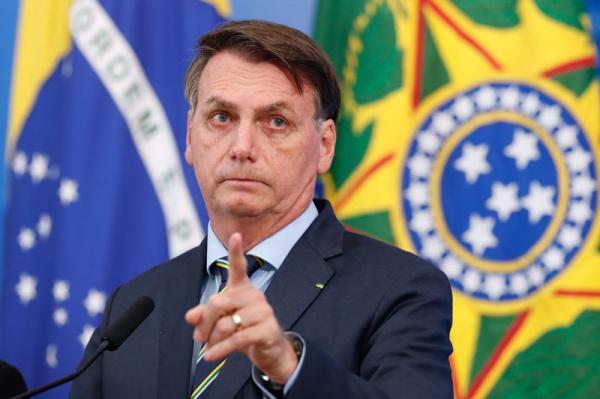 O presidente Jair Bolsonaro(Imagem:Reprodução)