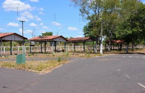 Parque de Exposição Raimundo Mamede de Castro(Imagem:Reprodução)