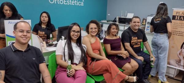 Rede OrtoEstética comemora 02 anos em Floriano(Imagem:FlorianoNews)