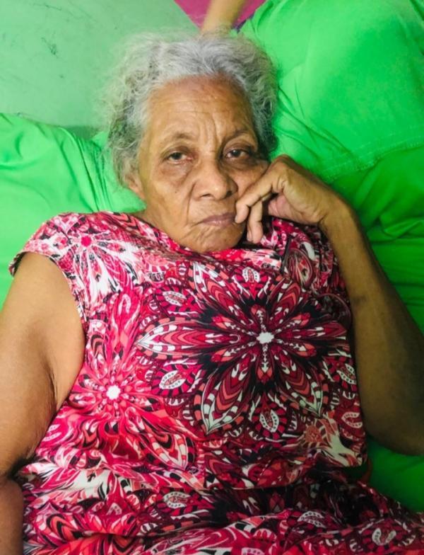 Antônia Ferreira(Imagem:Reprodução)