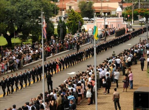 Exército abre concurso com 440 vagas para preparação de cadetes(Imagem:Divulgação)