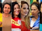 Candidatas a governadoras e vice-governadoras do Piauí.
