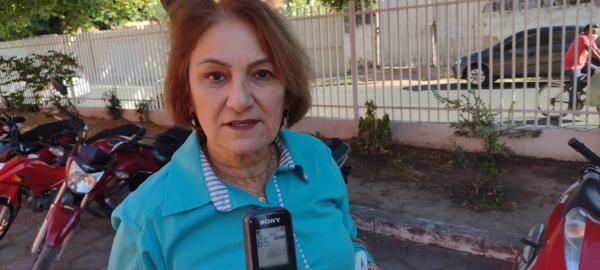 Glória Barguil(Imagem:FlorianoNews)