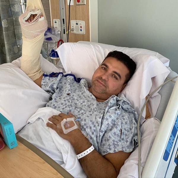 Buddy Valastro passa por cirurgia após sofrer acidente em casa(Imagem:Divulgação)