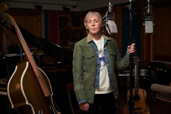 Paul McCartney(Imagem:Reprodução)