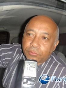 Edvan, Vice-presidente Social e Cultural da AABB.(Imagem:FlorianoNews)