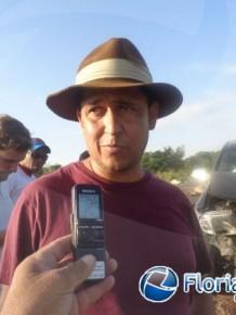 Alcindo Júnior(Imagem:FlorianoNews)