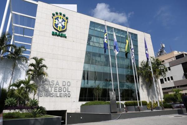 CBF projeta retorno do público aos estádios nas quartas de final da Copa do Brasil.(Imagem:Lucas Figueiredo)
