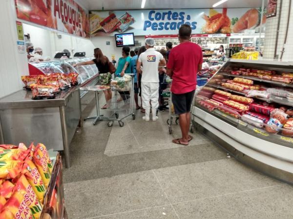 Cesta básica tem redução de -2,67% no mês de junho em Floriano(Imagem:FlorianoNews)