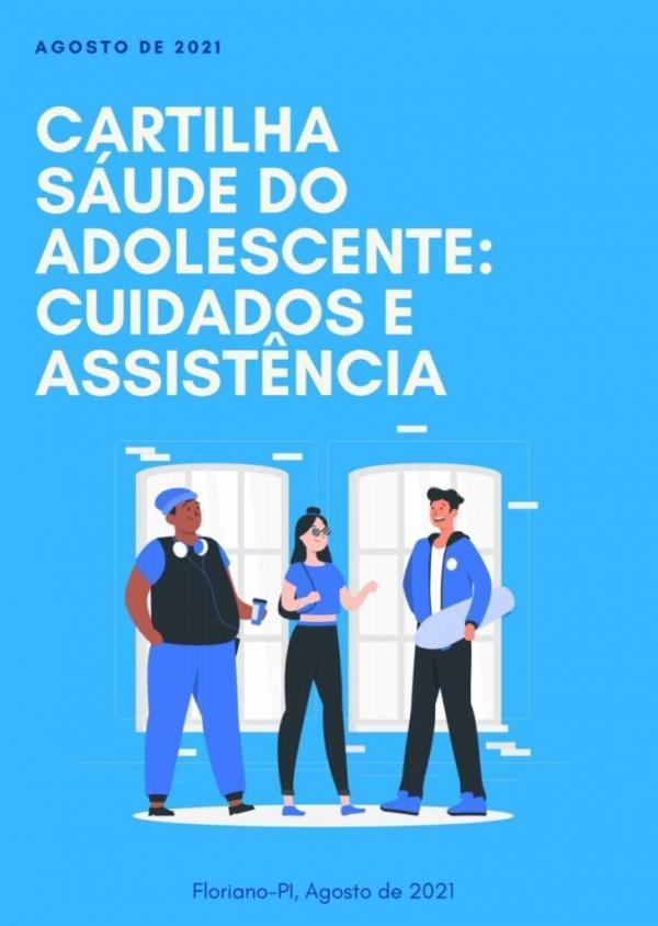 Alunos do curso de Enfermagem da Uespi de Floriano produzem informativos sobre saúde(Imagem:Divulgação)