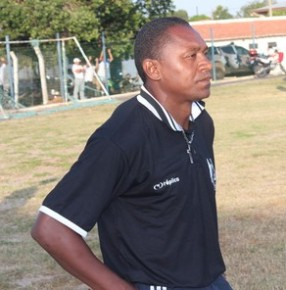 Vanin, treinador do Cori-Sabbá.(Imagem:Wenner Tito)