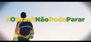 Campanha contra isolamento social(Imagem:Divulgação)