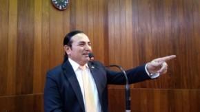 Deputado estadual Francis Lopes (PRP)(Imagem:Alepi)