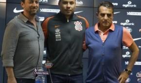 Agente que fez empréstimo ao Corinthians levou Jair ao clube.(Imagem:Divulgação)