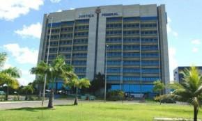 6ª Vara Federal de Recife(Imagem:Divulgação)