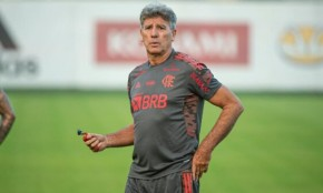 Renato Gaúcho(Imagem:Reprodução)