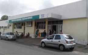 Hospital Regional Tibério Nunes(Imagem:Divulgação)