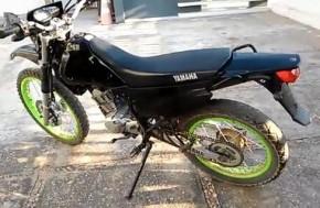 PM recupera motocicleta roubada em Floriano.(Imagem:Reprodução/Jc24horas)