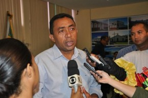 Prefeito Joel Rodrigues da Silva (Progressistas)(Imagem:Divulgação)