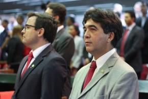 Fábio Novo (PT) e Francisco Limma (PT)(Imagem:Alepi)
