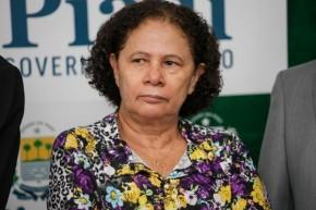 Senadora Regina Sousa (PT)(Imagem:Lucas Dias/GP1)