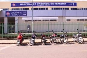 Hospital de Urgência de Teresina (HUT)(Imagem:Divulgação)
