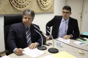 Oposição integrará comissão que pedirá liberação de empréstimo à CEF.(Imagem:Alepi)